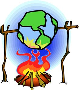Report writing of global warming project